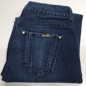 JENNIFER LOPEZ Womens 6 S Bootcut Blue Jeans